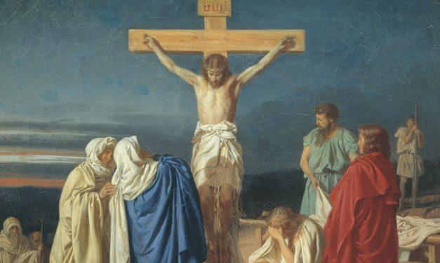 The Blood of Jesus and His Atoning Sacrifice