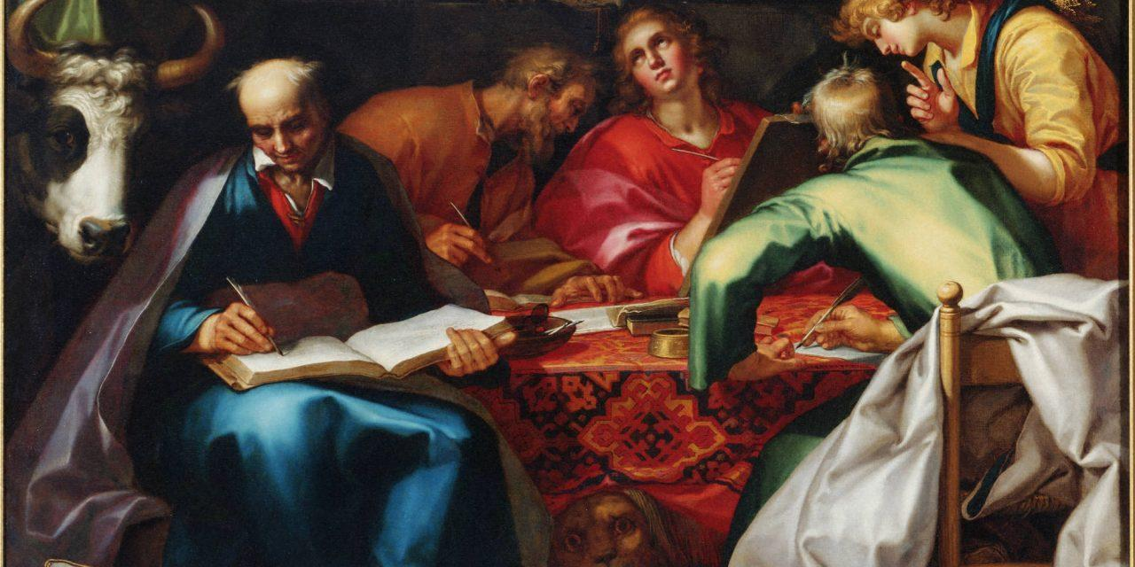 The Four Gospels: Authors, Order, and Sources