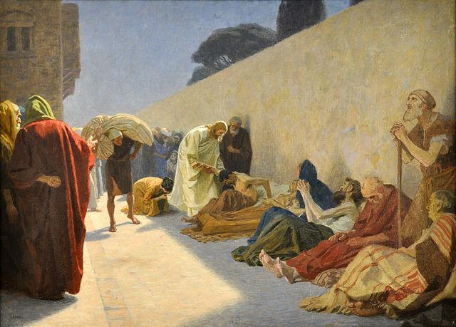 Why Jesus Could Not Heal Mightily in His Hometown