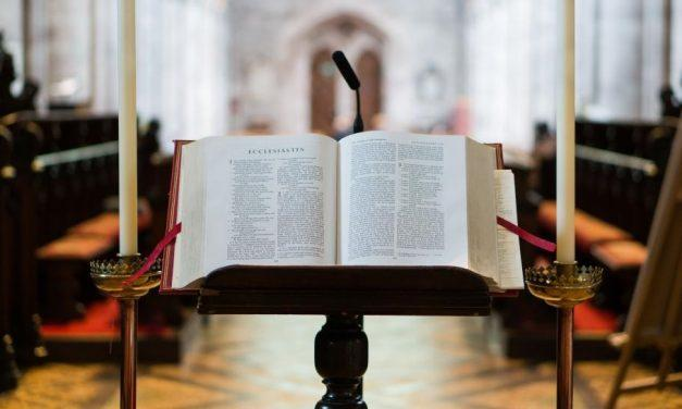 Women Clergy: Disobedience to God's Command