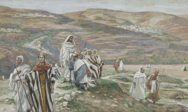 The Sending Out of the Apostles and the Coming of the Son of Man